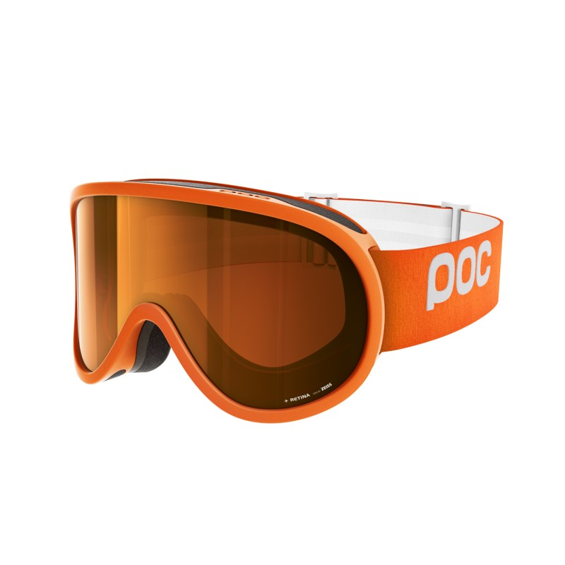 Masque de ski POC RETINA ORANGE