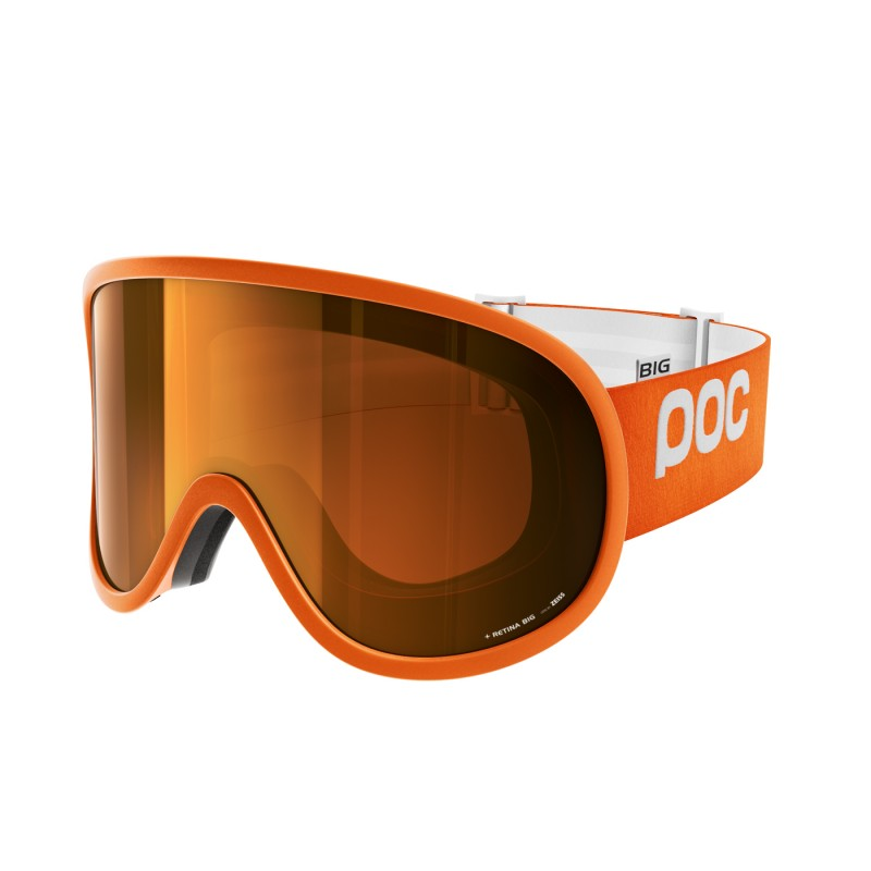 POC Retina BIG orange
