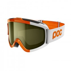 Masque de ski POC IRIS COMP Orange Blanc