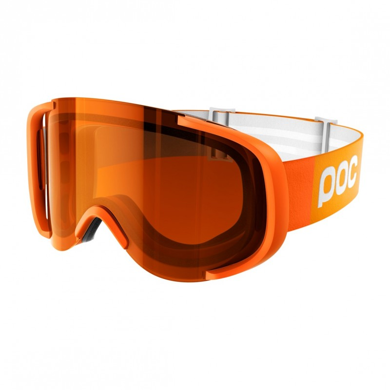 Masque de ski CORNEA orange