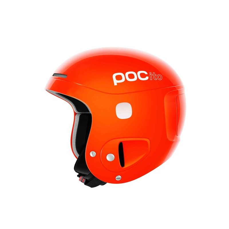 Casque ski POC POCITO SKULL Orange