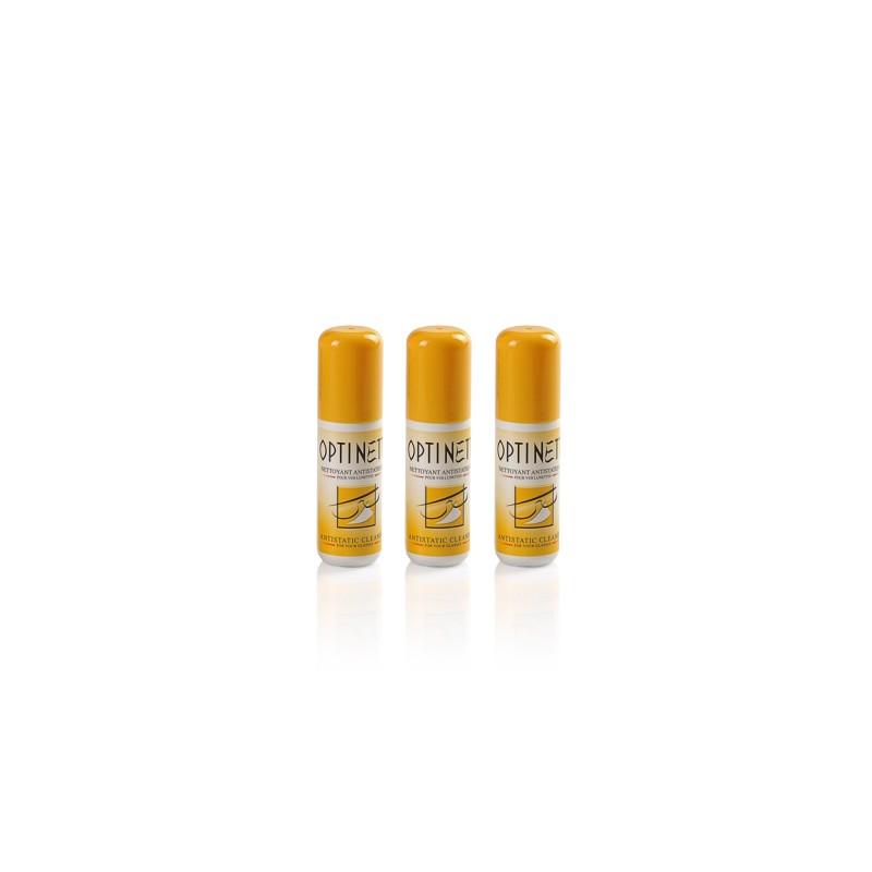 Pack de 3 spray de 35mL Optinette