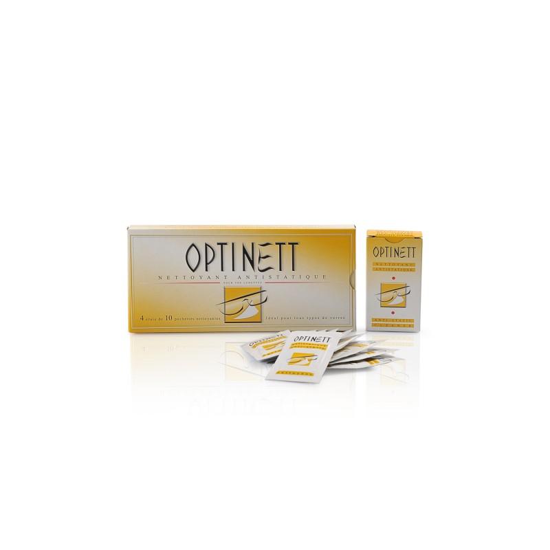 Lingettes Optinette